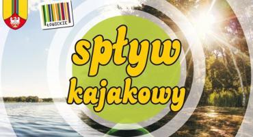 W niedzielę spływ kajakowy z Łowicza do Kompiny