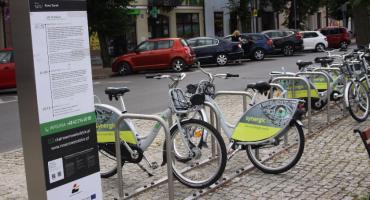 Rowerowe Łódzkie w Łowiczu. Na co skarżą się użytkownicy, jakie są statystyki dot. liczby wypożyczeń?