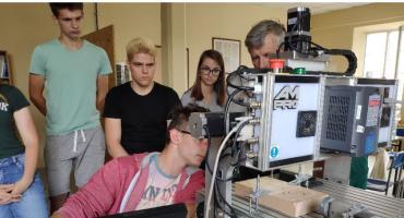 Wakacyjny kurs kwalifikacyjny dla młodzieży z ZSP nr 1 w Łowiczu