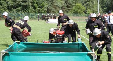 Zawody Sportowo-Pożarnicze w Nieborowie (FOTO)