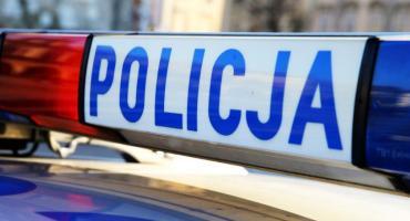 Łowicz: 39-letni kierowca stracił uprawnienia za zbyt szybką jazdę. Kolizja z udziałem rowerzysty w Urzeczu