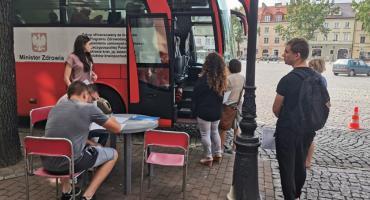 W Łowiczu rośnie liczba Honorowych Dawców Krwi