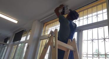 Wakacyjne remonty w szkołach średnich w Łowiczu