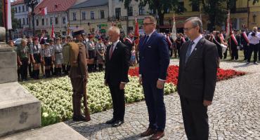 Uroczystości 15 sierpnia w Łowiczu