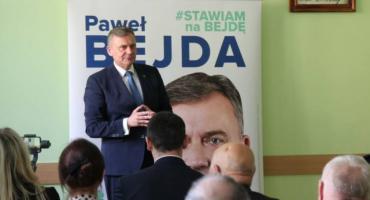 Wybory do Sejmu 2019. Paweł Bejda jedynką PSL – Koalicji Polskiej w okręgu sieradzkim