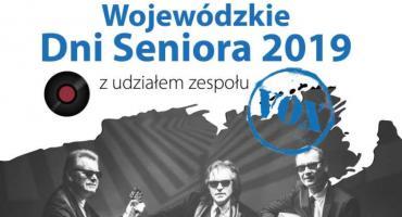 Zespół VOX gwiazdą Wojewódzkich Dni Seniora w Łowiczu (PROGRAM)