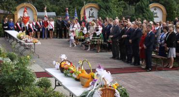 Odpust i dożynki w Domaniewicach już w niedzielę