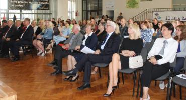 Uroczysta inauguracja roku szkolnego w ZSiPO WŁ w Łowiczu (ZDJECIA, VIDEO)