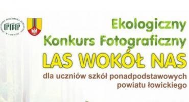 "Konkurs fotograficzny ""Las wokół nas"""