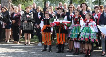 Kocierzew Płd.: Uczcili pamięć poległych w bitwie nad Bzurą