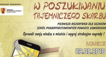 Już wkrótce w Łowiczu pierwsze rozgrywki gry miejskiej na smartfony