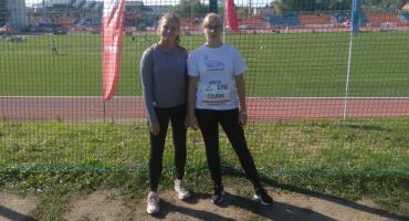 Malina Wójcik i Bogumiła Czubik bez medali na lekkoatletycznych mistrzostwach Polski U16