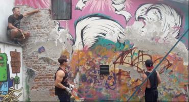 Folklorystyczny festiwal graffiti już od poniedziałku w ŁOK