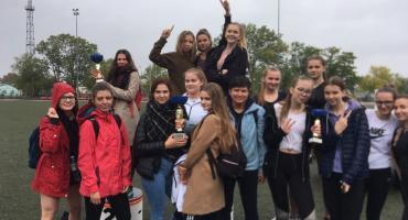 Powiatowa liga lekkoatletyczna uczniów szkół średnich