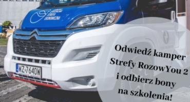 Kamper Łódzkiej Specjalnej Strefy Ekonomicznej zagości w Łowiczu
