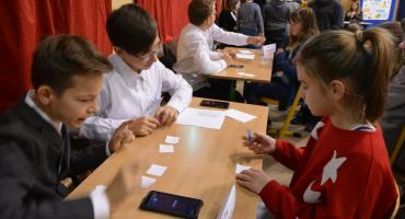 IX Światowy Dzień Tabliczki Mnożenia w SP nr 2 w Łowiczu (ZDJĘCIA)
