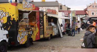 Zlot foodtrucków w Łowiczu (ZDJĘCIA)