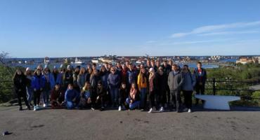 Polsko-Szwedzkie wojaże uczniów Ekonomika