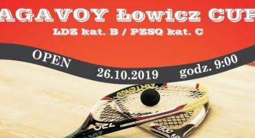 W sobotę turniej squasha w Łowiczu