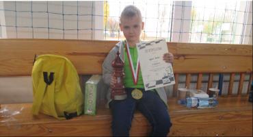 Łowiczanin najlepszy na Festiwalu Szachowym w Opocznie