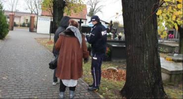 Zbliża się Dzień Wszystkich Świętych. Policja apeluje o rozwagę