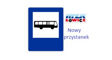 Dwa dodatkowe przystanki na trasie autobusów MZK