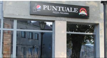 W sobotę otwarcie nowej włoskiej pizzerii - Puntuale Pizza Italiano