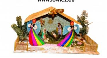 Ruszyła 11. edycja konkursu na Łowicką Szopkę Bożonarodzeniową