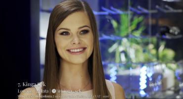 Kinga Sęk z Łowicza powalczy o koronę Miss Polonia 2019 (VIDEO)