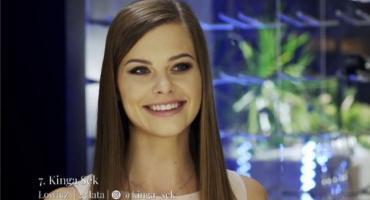 Kinga Sęk za kilka dni powalczy o koronę Miss Polonia 2019. Gdzie oglądać transmisję z gali?