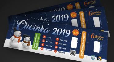 Sprzedaż biletów na Choinkę Miejską 2019 r.