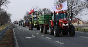 Kolejny protest rolników na DK nr 92. Chcą realnej pomocy w walce z ASF