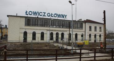Przebudowa dworca PKP Łowicz Główny. Kolej ogłosiła przetarg na wykonanie dokumentacji projektowej