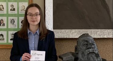Julia Sałuda wywalczyła prozą