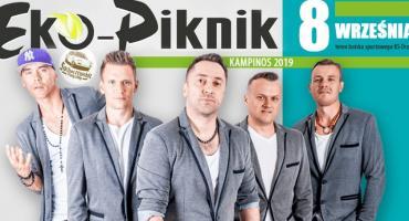 Eko-Piknik Kampinos 2019 – Papa Dance oraz Boys gwiazdami wieczoru