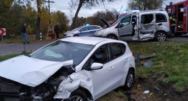 Wypadek w Woli Pasikońskiej