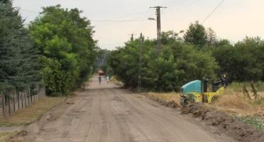 Droga w Woli Pasikońskiej – ruszyła przebudowa