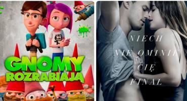 Kino BiFK na jutro: Gnomy rozrabiają oraz Nowe oblicze Greya