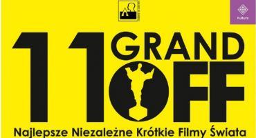 Festiwal Filmów Grand OFF - projekcja nagrodzonych filmów