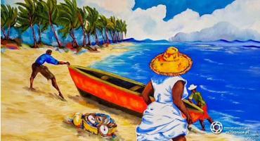 """Wernisaż wystawy """"II Przegląd Malarstwa Ameryki Południowej"""""""