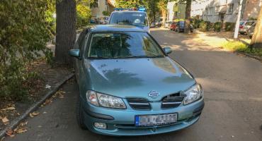 Kolizja nietrzeźwego kierowcy - 3,5 promila