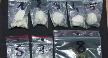 Zarzut dla 30 - lata za posiadanie amfetaminy