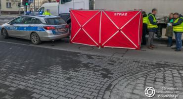 Tragiczny wypadek na Lwowskiej - nie żyje mężczyzna