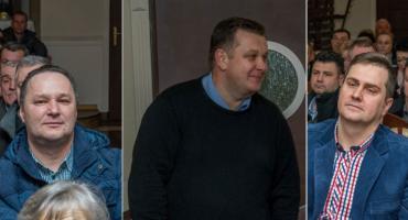 Startowało trzech kandydatów - w Marcin Korzępa pokonał ich z łatwością