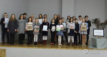"""Eliminacje Gminne XXIV Dolnośląskiego Konkursu Recytatorskiego """"Pegazik"""""""