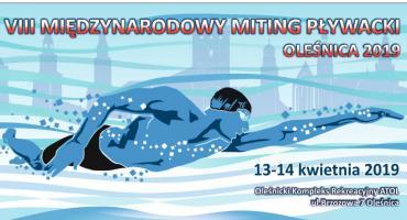 VIII Międzynarodowy Miting Pływacki