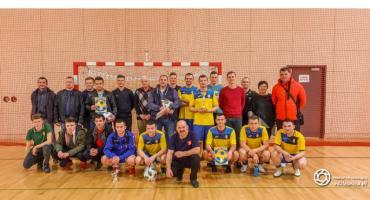 """Halowe mistrzostwa o """"Puchar Wójta"""" gminy Oleśnica - kolejna runda"""