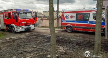 Próba samobójcza - kobieta weszła na tory w Bierutowie