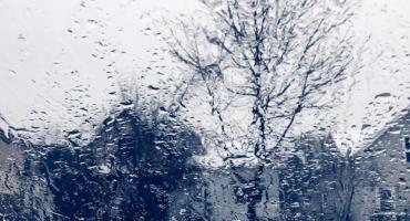 Intensywne opady deszczu - ostrzeżenie meteo