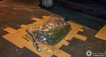 Ponad 3 kg narkotyków przejęte przez policjantów - zatrzymany mężczyzna aresztowany na 3 miesiące -VIDEO